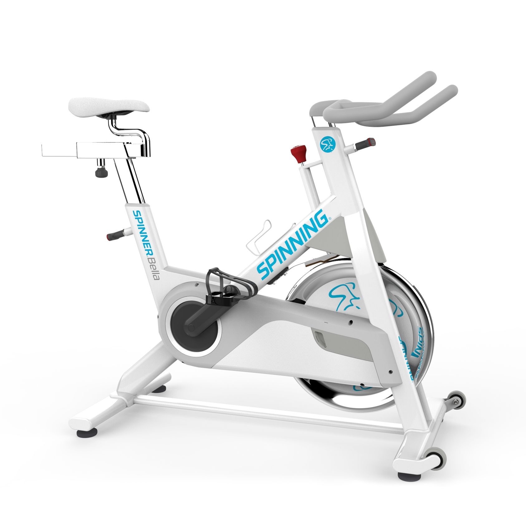 Spinner® Bella   Sleek And Durable Yet Portable Exercise Bike