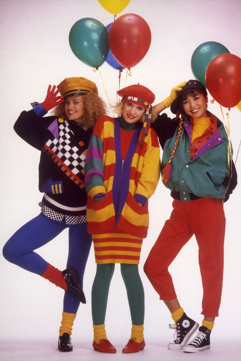 The Worst Fashion Trends of Every Decade | 80s fashion ...80s Clothes For Black Women