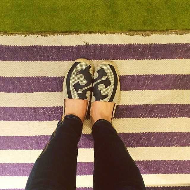 @Emily Schoenfeld Gemma || The Sweetest Thing || The Sweetest Thing Tory Burch flats