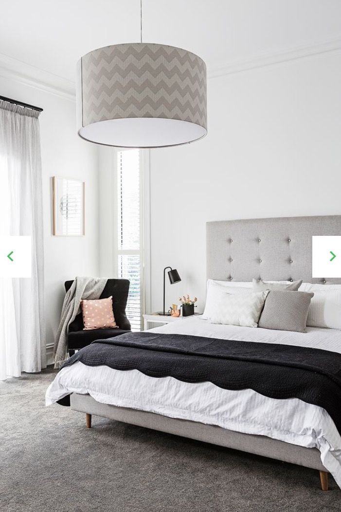 Quilted bed head. Grey layers. | Bedrooms | Pinterest | Quilt ... : quilted bed head - Adamdwight.com