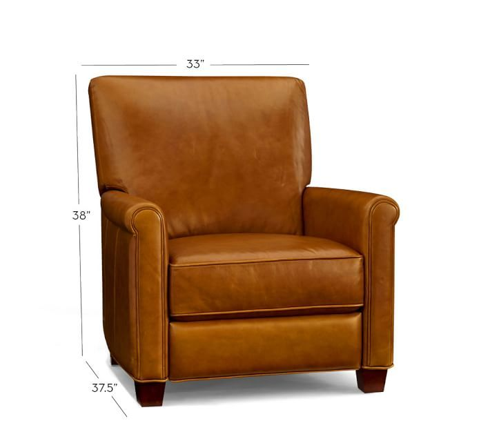 Incroyable Camel Leather Armchair, MCM Recliner, MCM Chair, Mid Century Armchair, Mid  Century Recliner, Tan Leather Armchair, Modern Armchair, Modern Recliner,