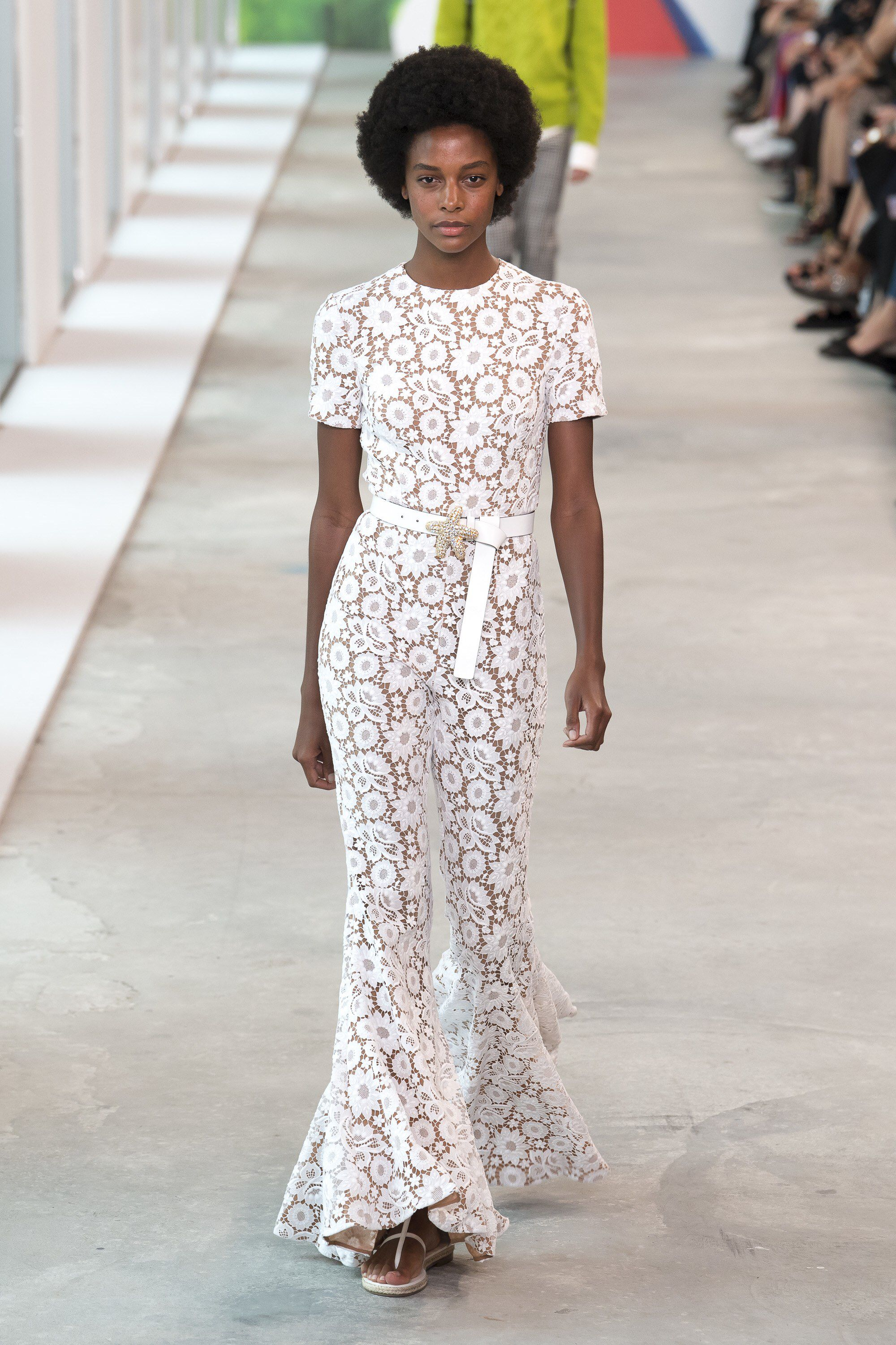 ac5259076215 Michael Kors Collection Spring 2019 Ready-to-Wear Fashion Show Collection   See the complete Michael Kors Collection Spring 2019 Ready-to-Wear  collection.