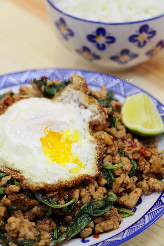 The 25+ best Thai basil pork ideas on Pinterest   Lobster tail pastry cream filling recipe ...