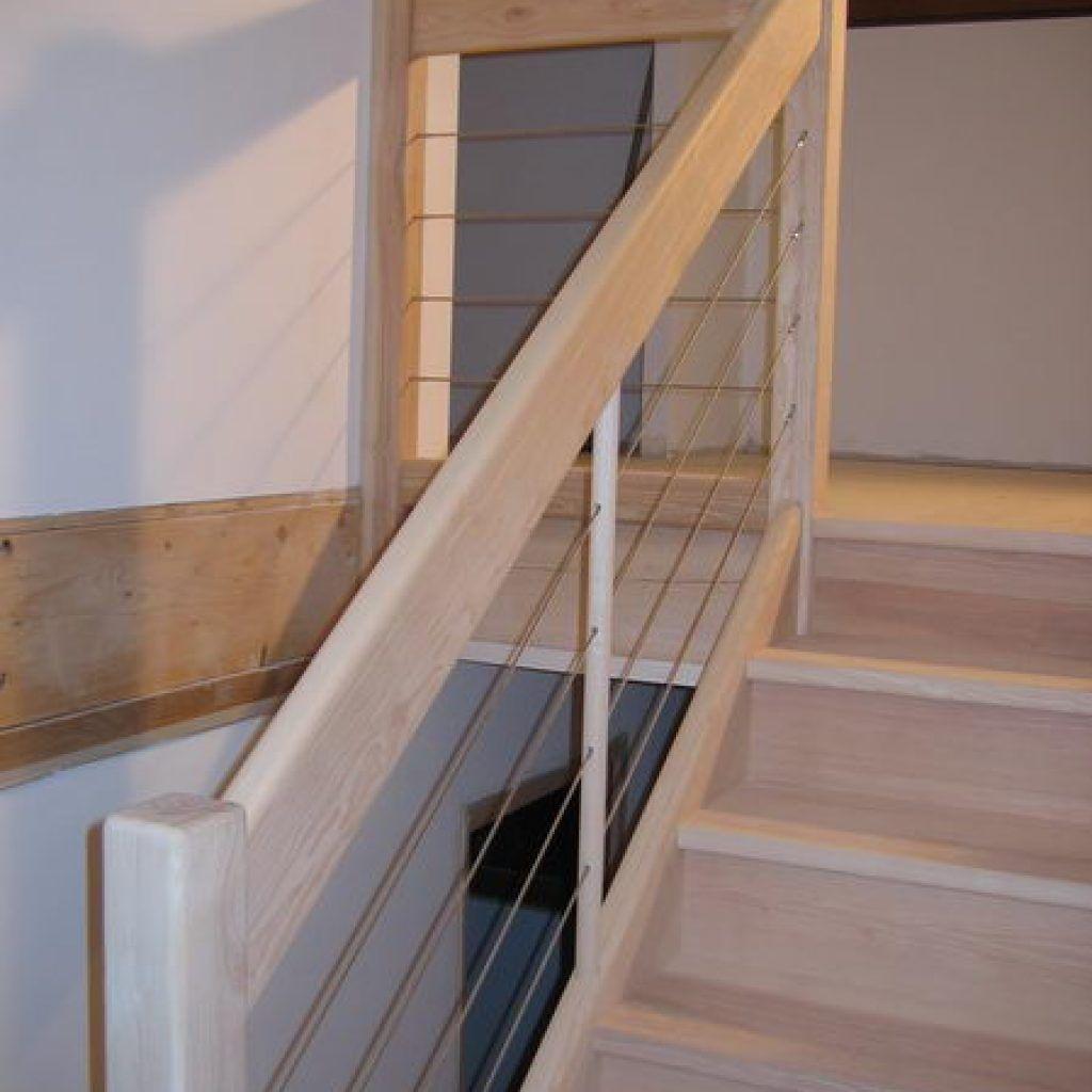 06 01 Escalier Deux Quart Tournant Avec Palier Avec Images