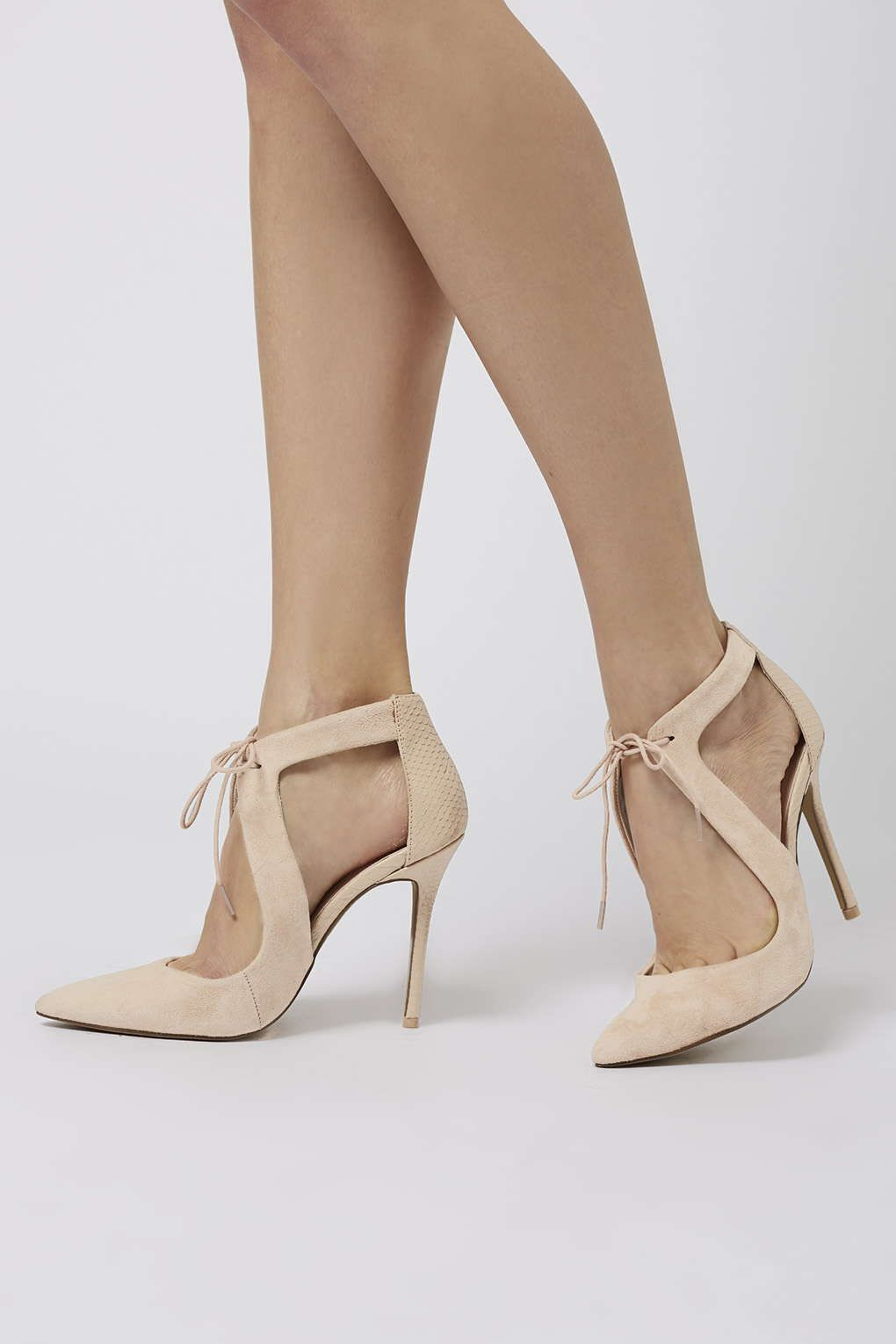 Photo 2 of GENIE Lace-Up Court Shoes