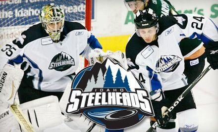 The Idaho Steelheads Are An American Professional Minor League Ice