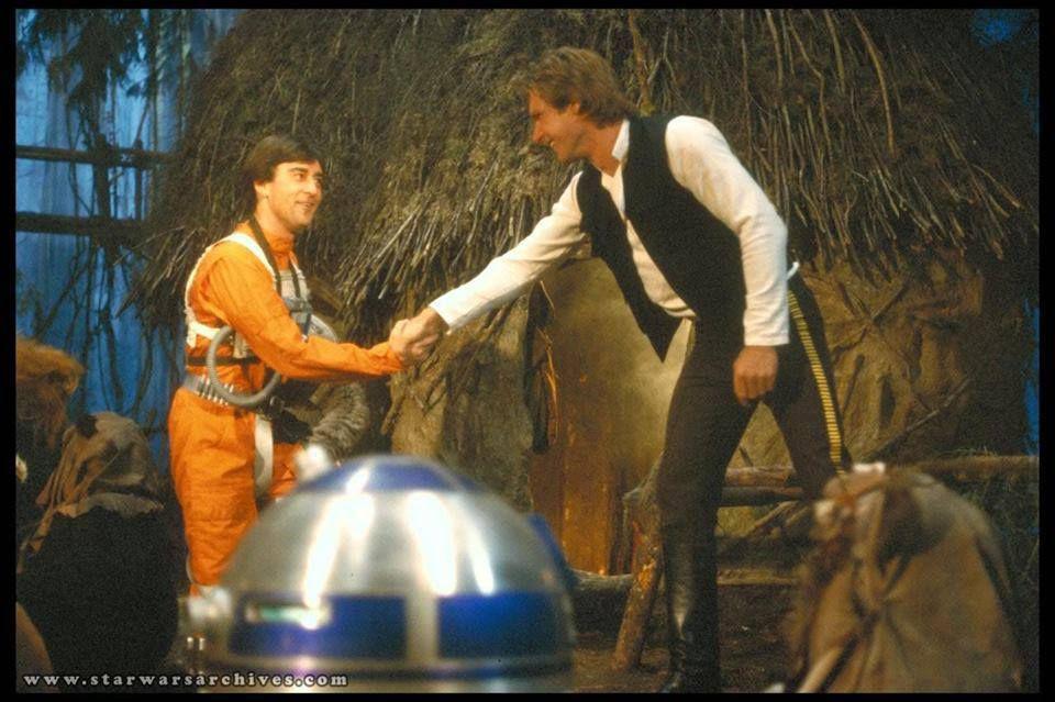 Image result for star wars handshake