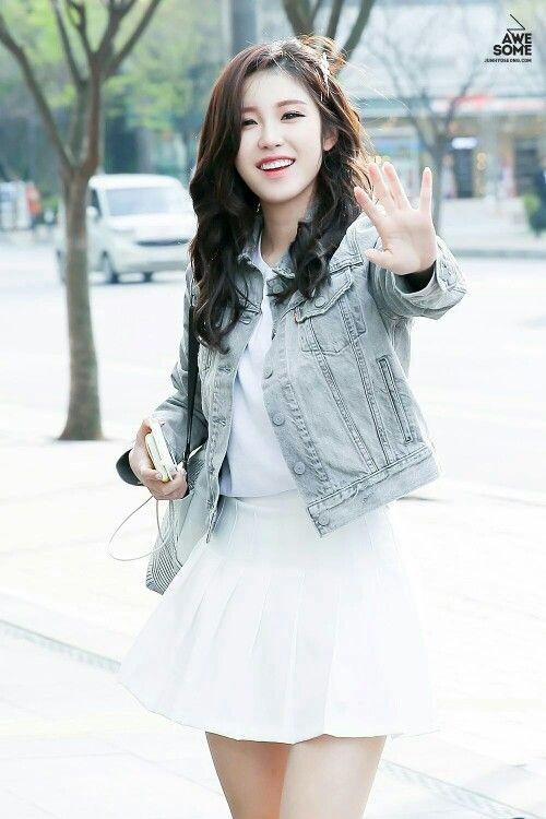 Hyosung Secret Asian Beauty Hyosung Secret Kpop Fashion