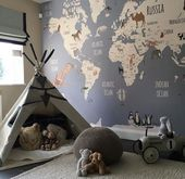 10 ideas for baby rooms that offer more comfort to your baby  Zimmer Einrichten