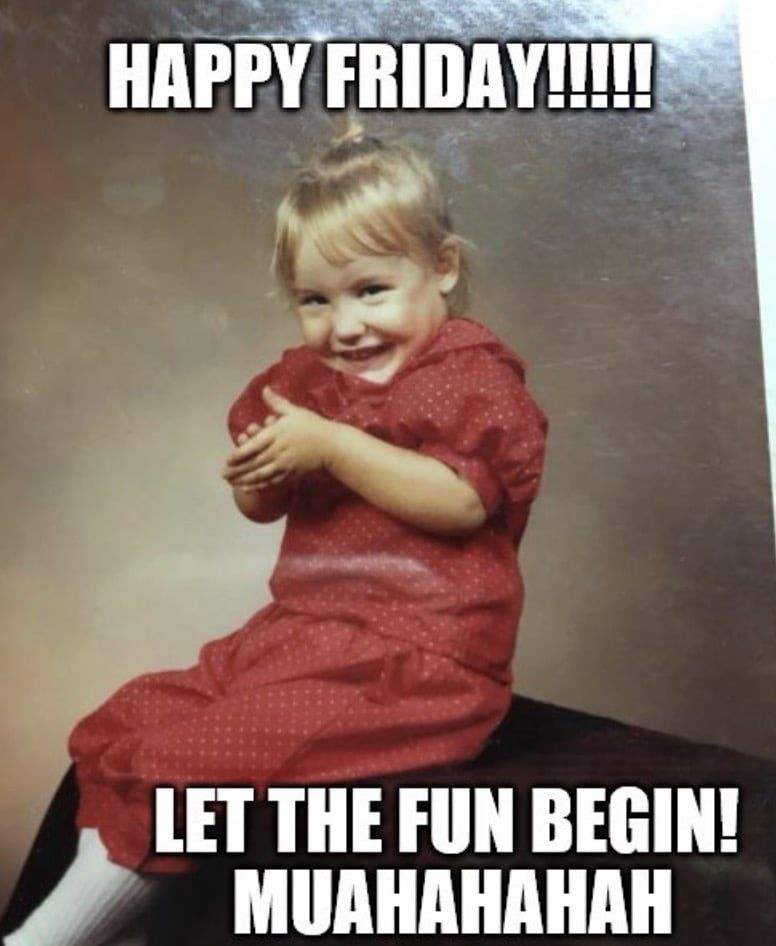 25+ Best Memes About Friday Memes for Work | Friday Memes for...