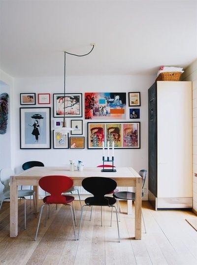 Art Arrangement Ideas Even Sides And A Perfect Rectangle