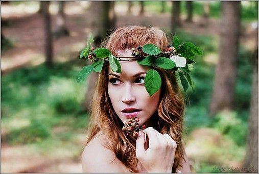 Aryja / Lesné černice