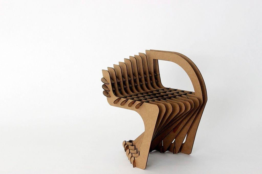 Cool Chair Designs - Silla Hadid