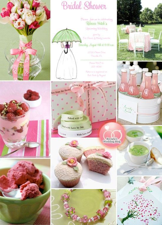 not just for bridal showers would work great for any party tea or shower lovely indeed
