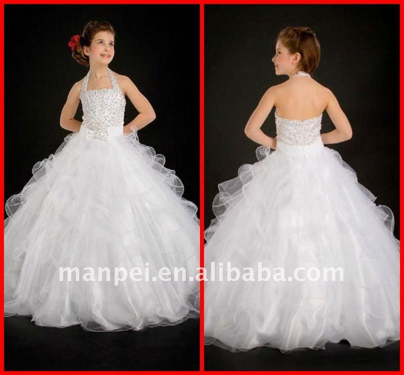 1000  images about Puffy Flower Girl Dresses on Pinterest  Royal ...