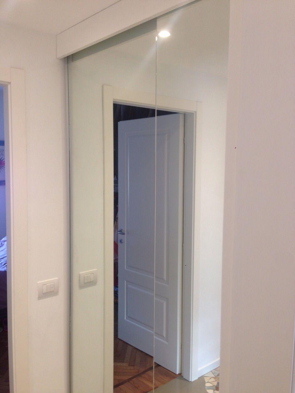 Cabina Armadio Con Ante A Specchio.Cabina Armadio Con Ante A Specchio Ristrutturazione Appartamento