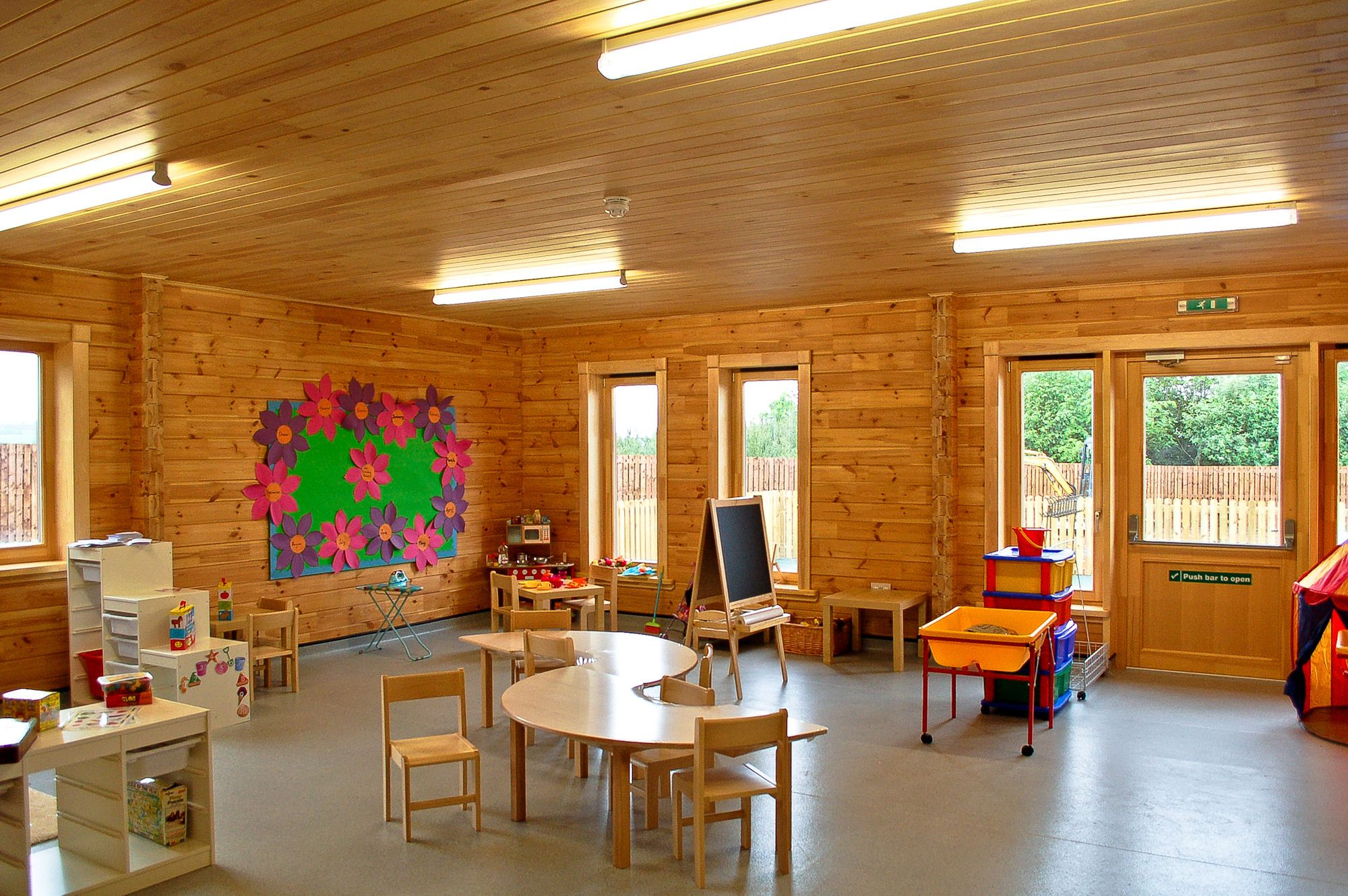Fenton Barns Nursery, North Berwick, by LAT-Lodge Ltd ...