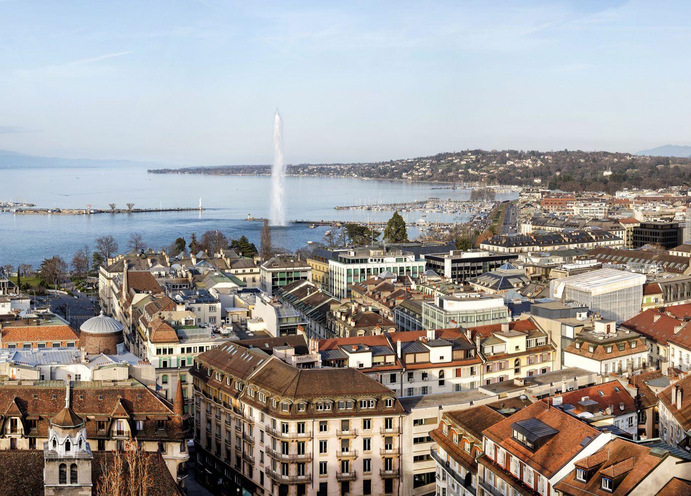 Genevas glamorous side see how the city lavishes