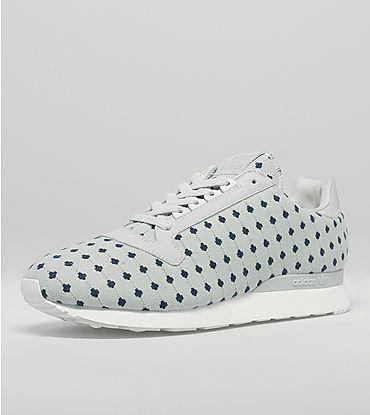 Womens Adidas ZX 500 Farm 2.0 Casual Training shoes W Collegiate Royal White Farm Floral sneakers M21254