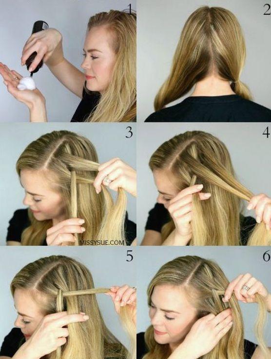 Coiffures Faciles 5 Idees De Coiffure Pour La Rentree 2019 Lucette Coiffure Facile Idees De Coiffures Coiffure Cheveux Attaches