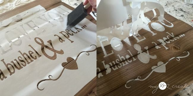 How to make your own signs, MyLove2Create