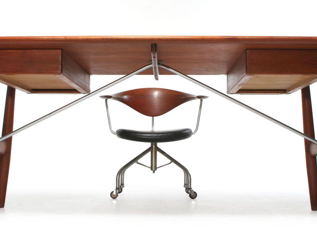 Architects Desk the architect's deskhans wegner image 3 | furniture