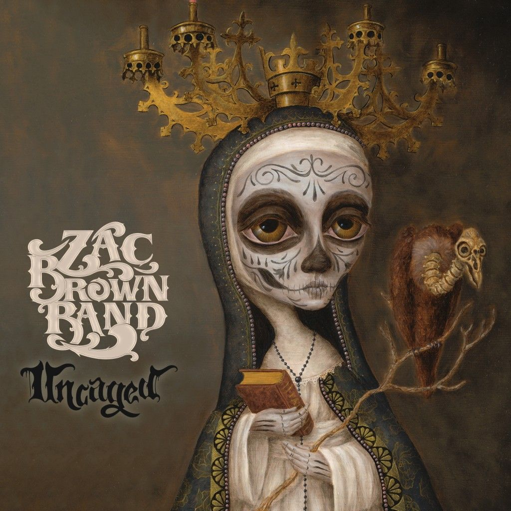 Love This Cover Art Zac Brown Band Reveals Album Art