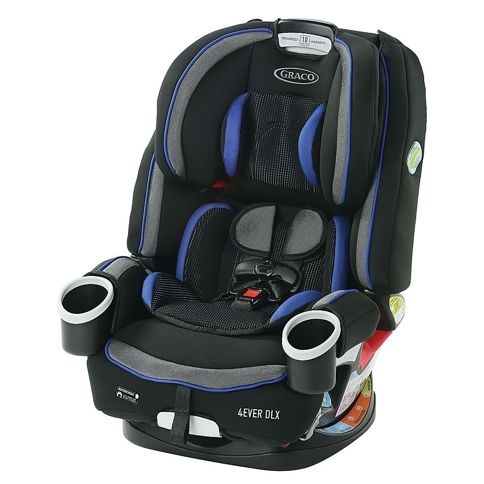 Graco 4Ever Dlx 4-In-1 Convertible Car Seat In Kendrick