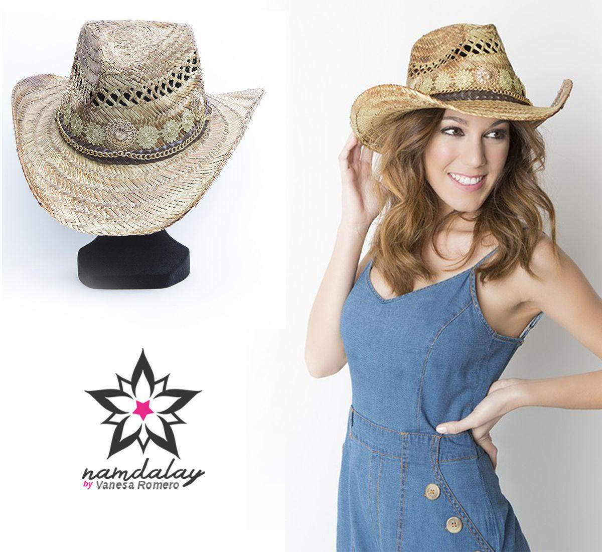 Hoy en Namdalay ponemos luz a este día gris con nuestro sombrero 'cowgirl' Soles  Hazte con él aquí http://bit.ly/1TruO4V y conviértelo en el protagonista de tus looks más originales y únicos este #verano. ¡Feliz viernes!