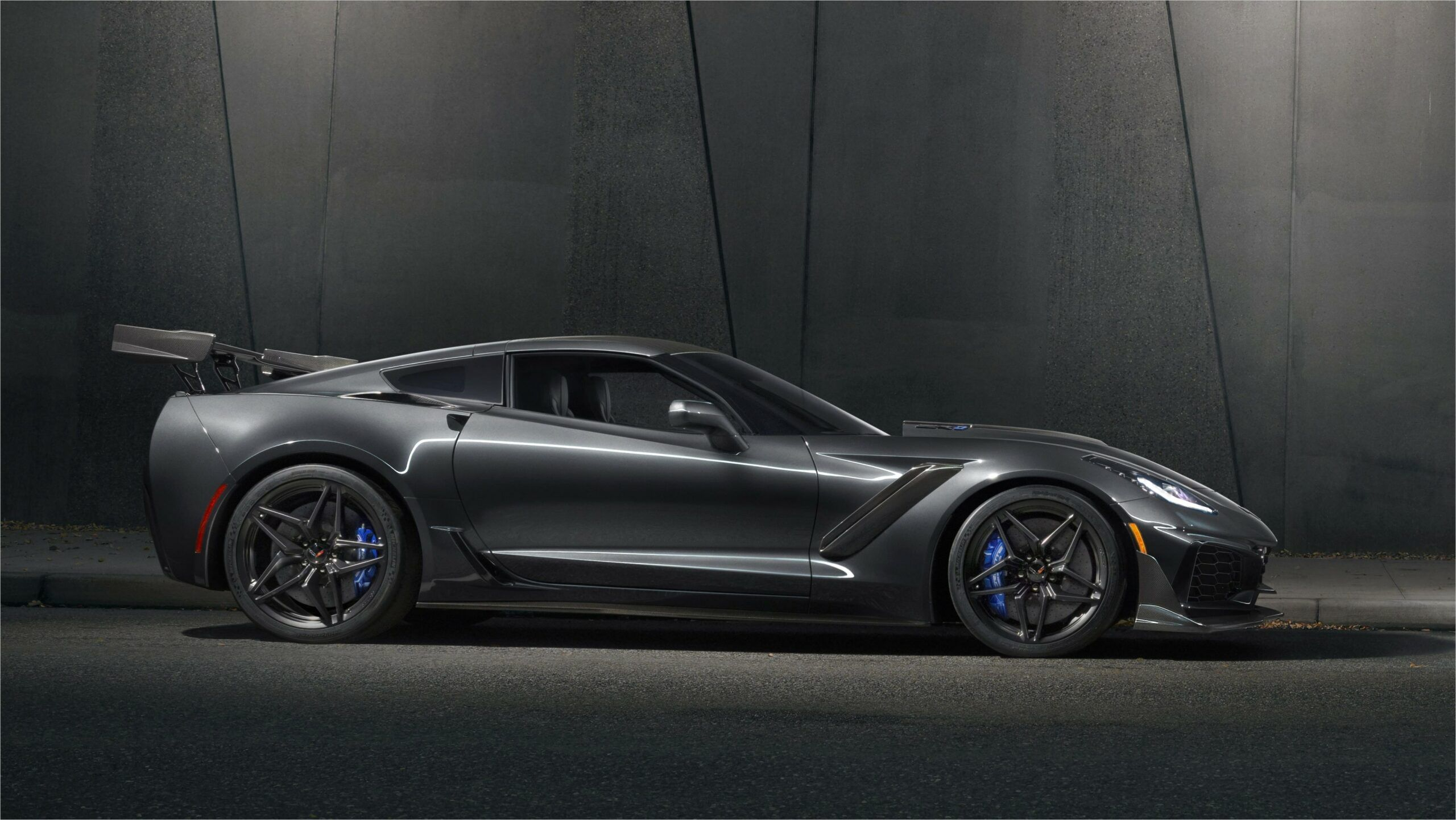 2018 Corvette Zr1 4k Wallpaper In 2020 Corvette Zr1 Chevrolet Corvette Corvette