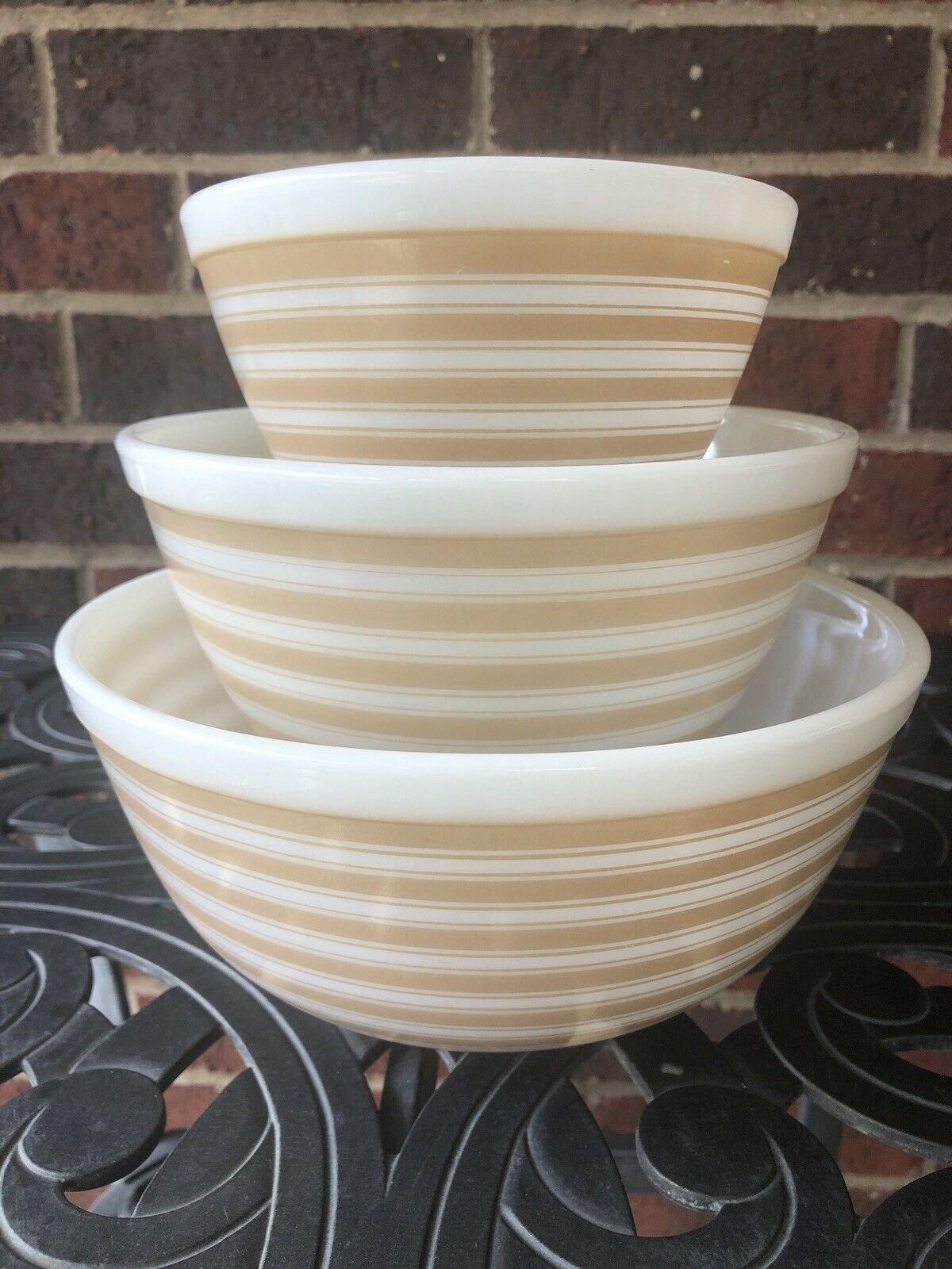 Vintage bowls pyrex Vintage Pyrex