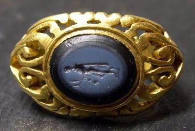 solitary dog sculptor: Ancient Roman Jewelry, Joyas romanas antiguas