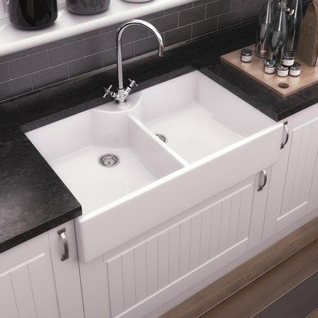 Pin by tom thackeray on kitchen sink pinterest butler sink butler and sinks - Butler kitchen sinks ...