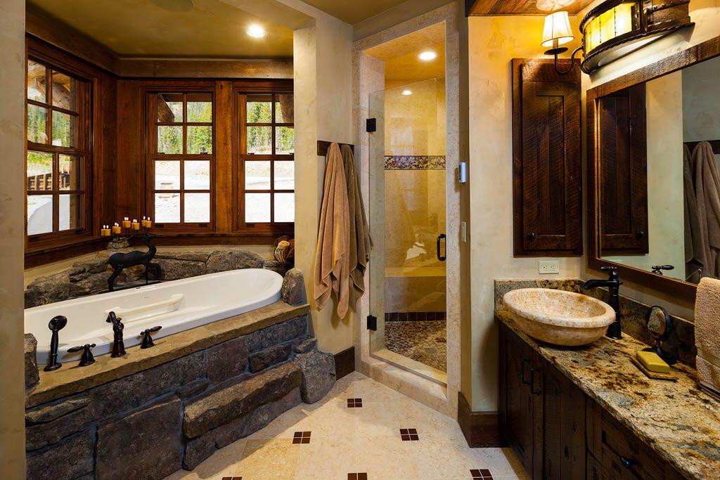Log Cabin Master Bathrooms on log home bedrooms, rustic cabin bathrooms, craftsman style master bathrooms, exotic master bathrooms, french country master bathrooms, small cabin bathrooms, million dollar master bathrooms, small rustic bathrooms, sexy master bathrooms, cottage master bathrooms, farmhouse master bathrooms, log home living rooms, log home bathroom designs, modern master bathrooms, cape cod master bathrooms, southern living master bathrooms, beautiful master bathrooms, great master bathrooms, luxury master bathrooms, mansion master bathrooms,