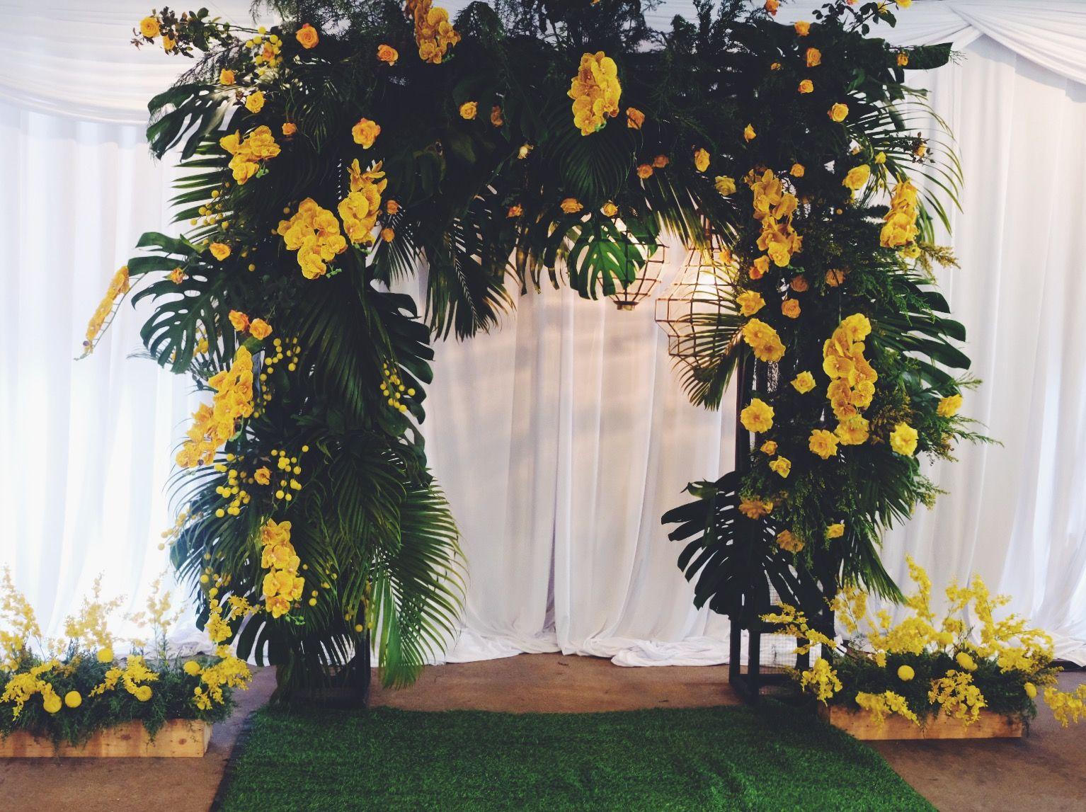 Wedding rustic surabaya indonesia raindropsdeco