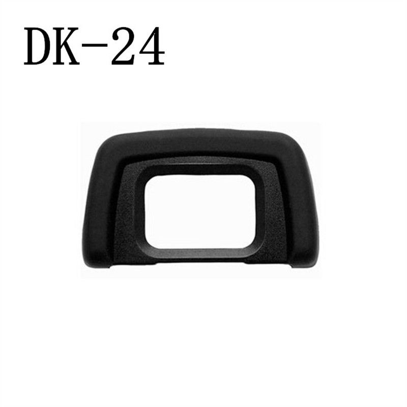 Replacement DK-24 DK24 Black Rubber Eye Cup Viewfinder Eyepiece Eyecup for Nikon D5000 D5100 D3000 D3100 1pcs