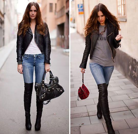 Baller Alert's Fashion Tip: How To Wear Thigh High Boots - Baller ...