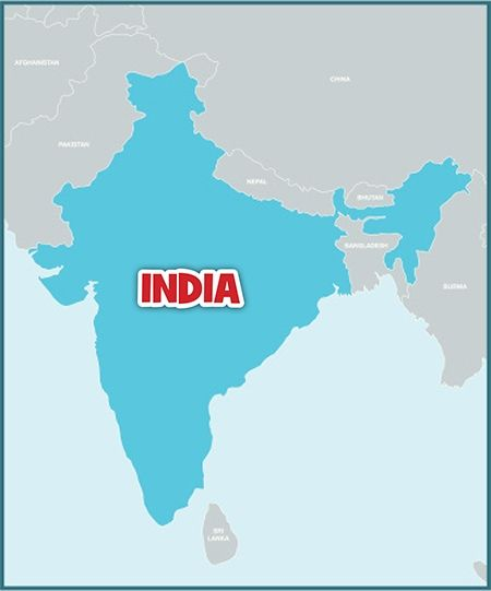 Map Of India Geography Pinterest India National Geographic - Facts about maps for kids