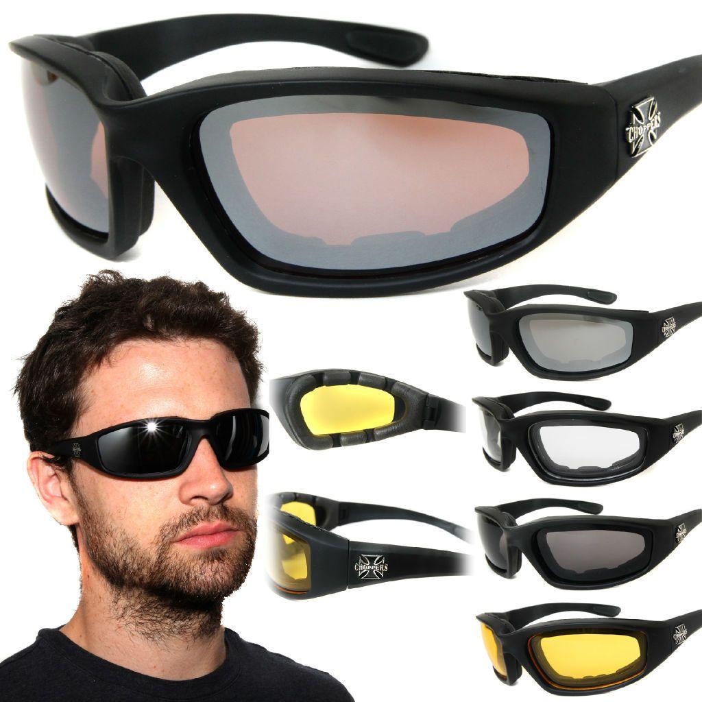 Chopper Wrap Sunglasses