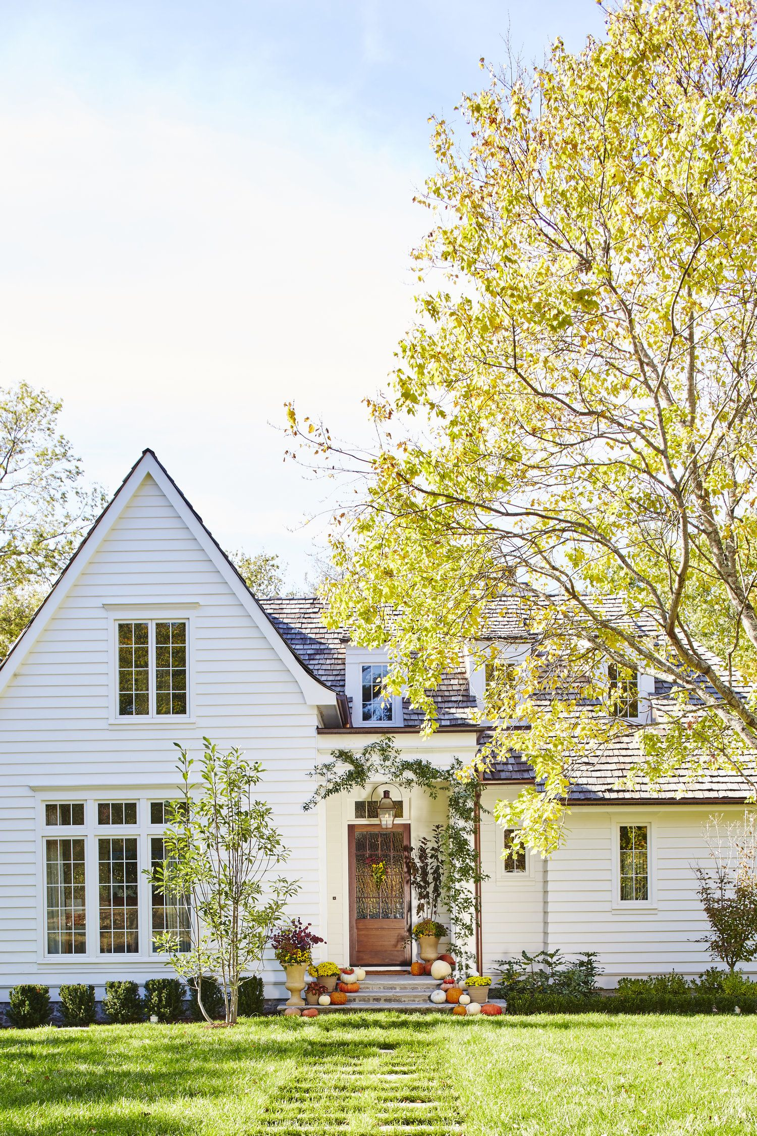 Spiva Residence Nashville Tn House Exterior Cottage Homes House Design