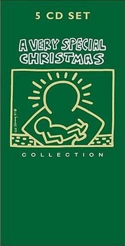 keith haring 2008 a very special christmas collection albumcover