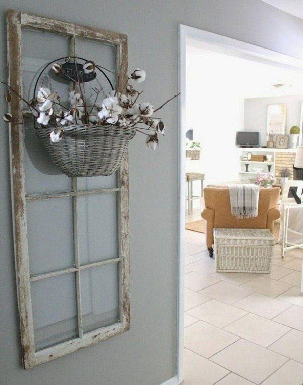 Recycling Old Wooden Doors and Windows for Home Decor   Wooden ...