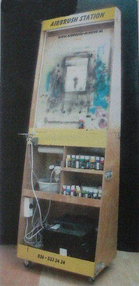 airbrush station airbrush art almere airbrush pinterest airbrush schablonen schablone. Black Bedroom Furniture Sets. Home Design Ideas