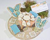 Fairy Garden Broken Planter Kit. $120.00, via Etsy.