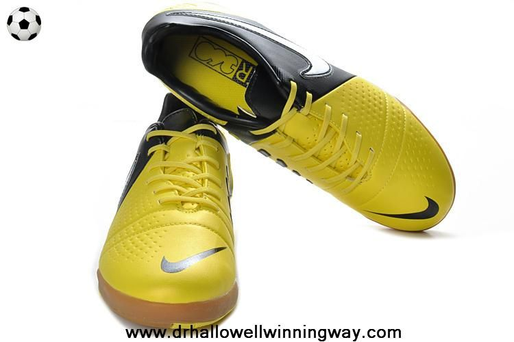 143da6bf9 Nike CTR360 Libretto III IC Indoor Yellow Soccer Cleats