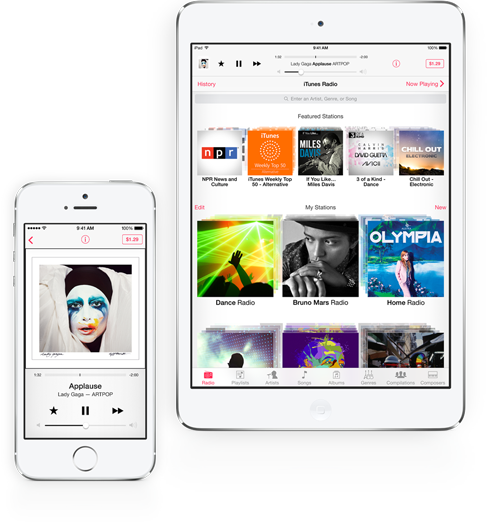 Apple iTunes Everything you need to be entertained