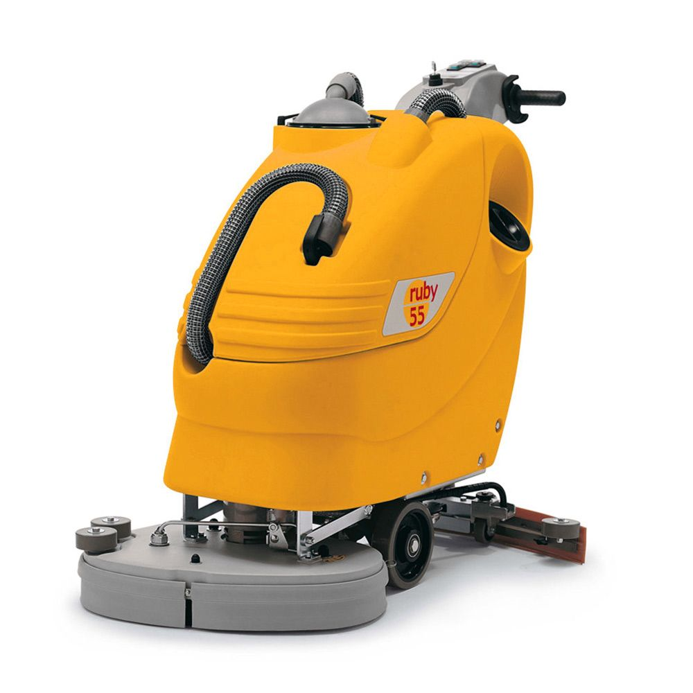Ruby 55 Professionalcleaning Machine Commercial Floor Cleaner