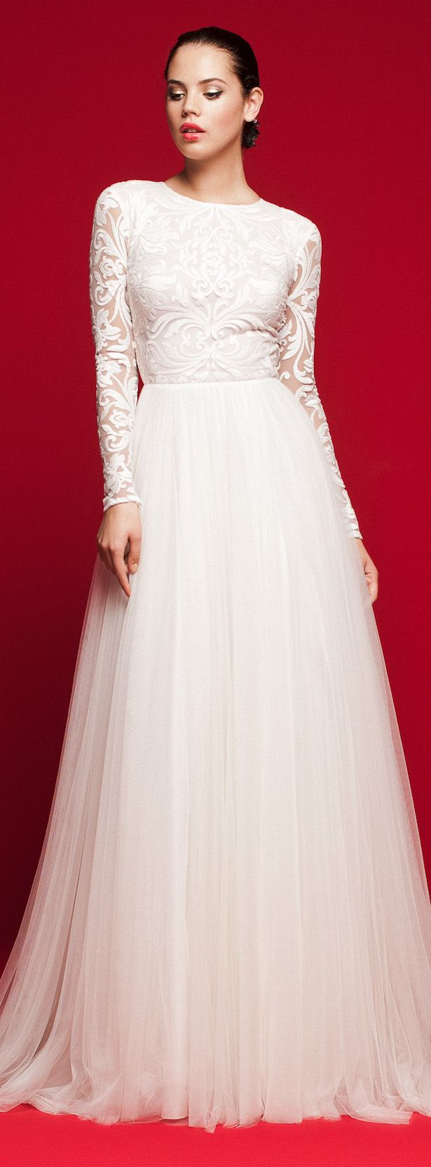 Daalarna couture wedding dresses pinterest bridal