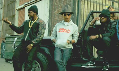 Money Team Mag  Future - Move That Dope f. Pharrell & Pusha T (Video)