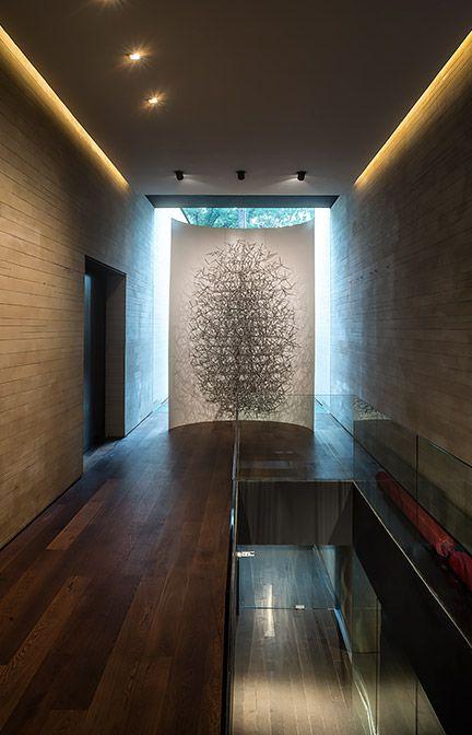 Foyer Decor Abu Dhabi : Rancho lb gloria cortina mexico s leading interior